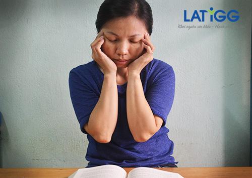 triệu chứng rối loạn tiền đình 1