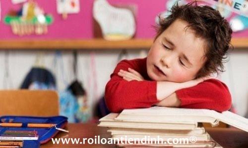rối loạn tiền đình Trẻ em có bị rối loạn tiền đình hay không?