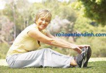Bài tập thể dục cho người bị rối loạn tiền đình