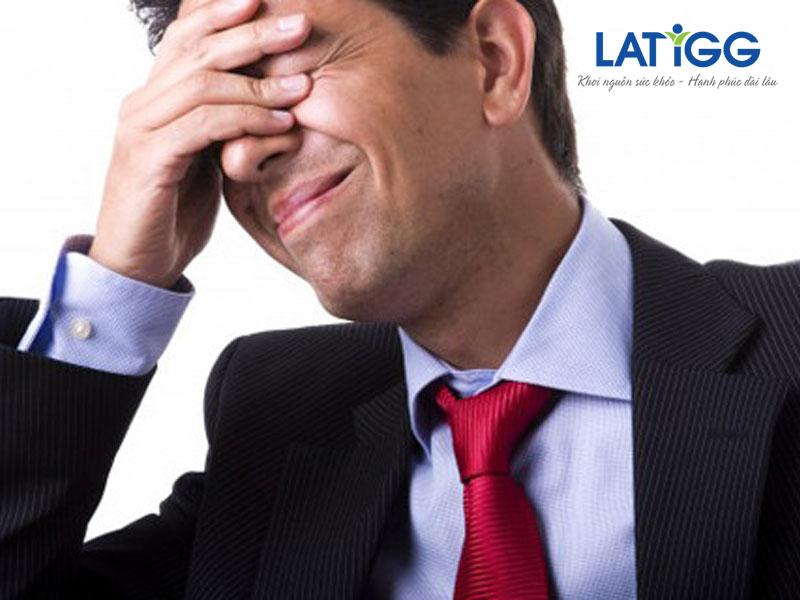 cách chữa đau đầu chóng mặt 1