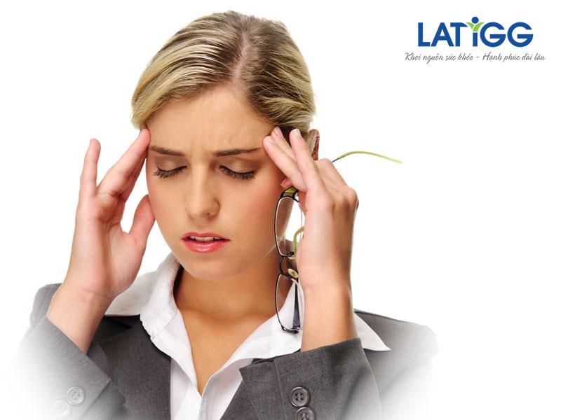 cách chữa đau đầu chóng mặt 2