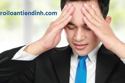 Rối loạn tuần hoàn não - nguyên nhân và cách điều trị