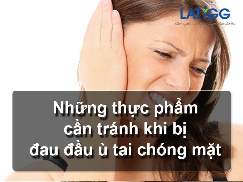đau đầu ù tai chóng mặt 1