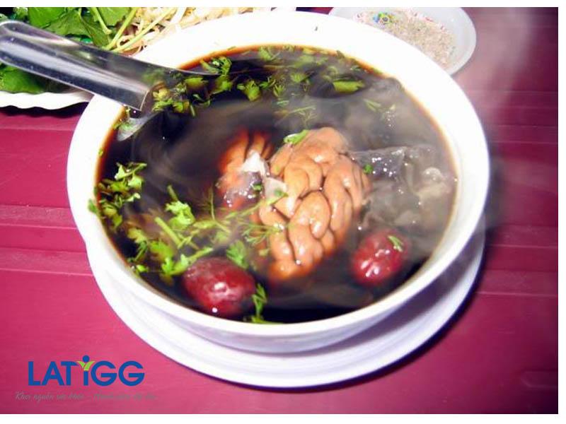 Món ăn từ rau ngải cứu chữa bệnh rối loạn tiền đình
