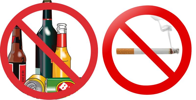 Hạn chế bia, rượu và các chất kích thích để không bị rối loạn tiền đình