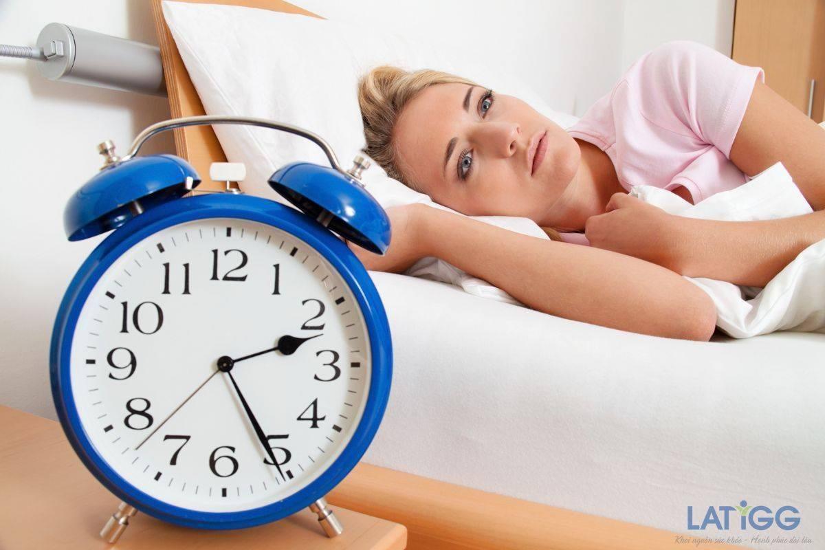 mất ngủ  Bạn có biết cách hỗ trợ chữa trị mất ngủ hay chưa?