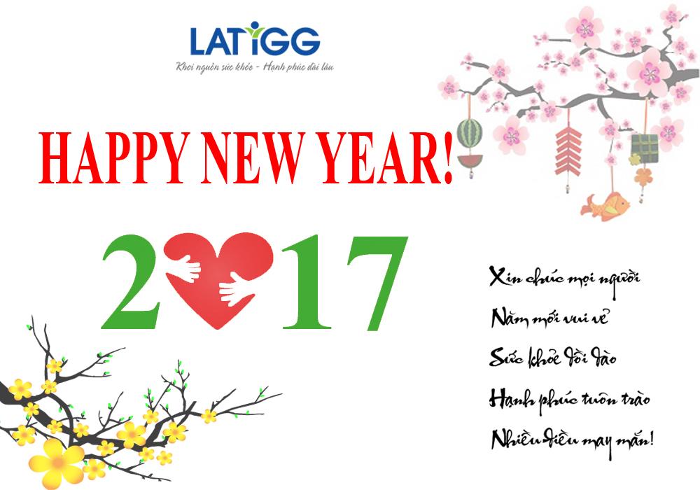 Thư cảm ơn và chúc mừng năm mới 2017 thiep chuc mung nam moi 2017