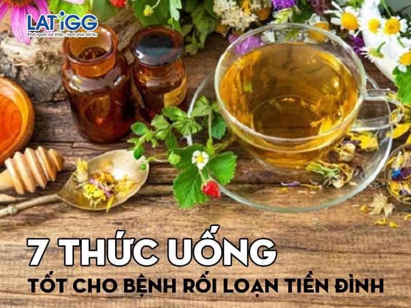 ̃ thuc uong tot cho roi loan tien dinh
