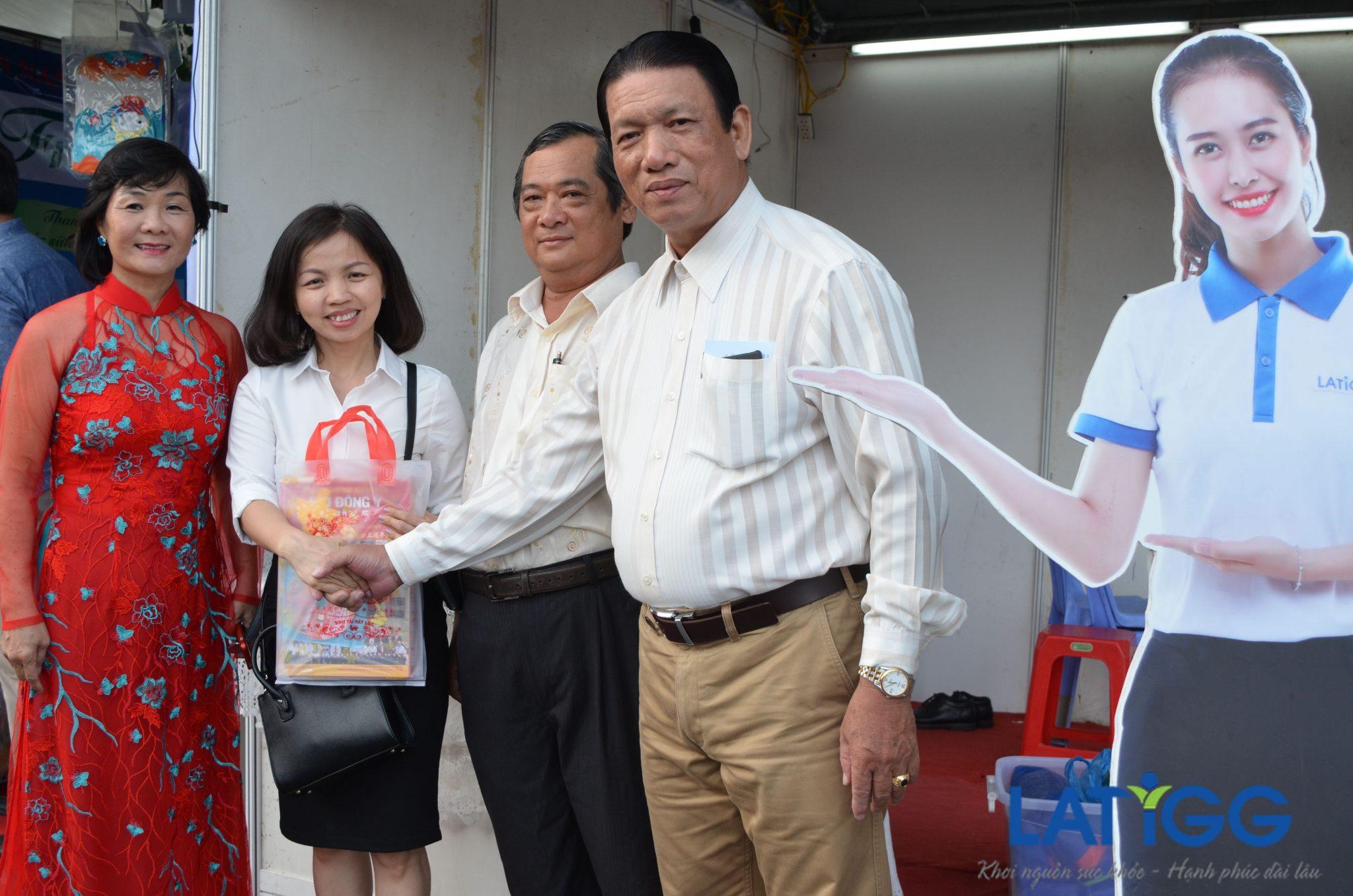 Công ty CP LATIGG tham gia TUẦN LỄ ĐÔNG Y lần thứ 3 tại TP.HCM
