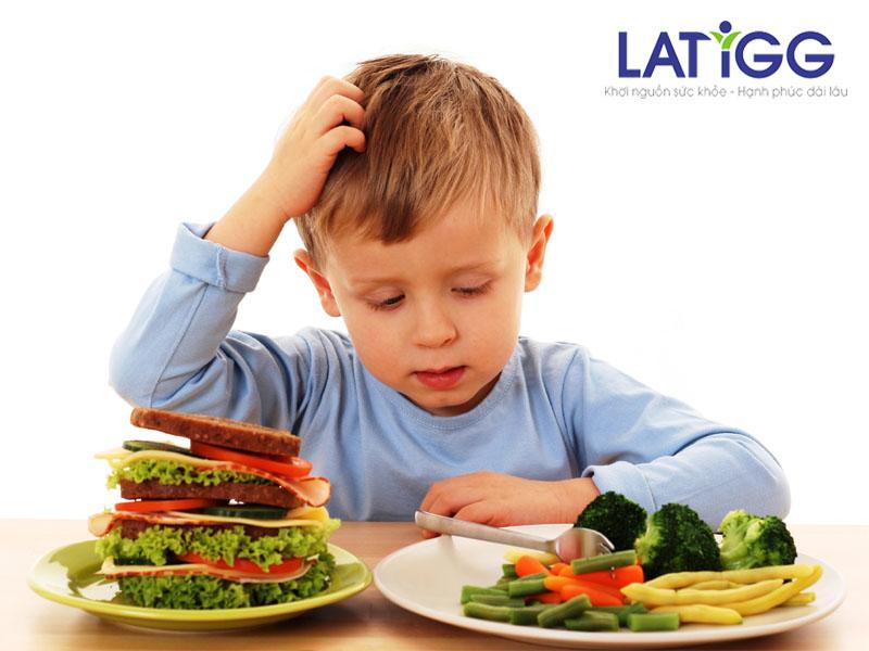 Xây dựng cho trẻ chế độ ăn hợp lý Rối loạn tiền đình ở trẻ em có nguy hiểm không?