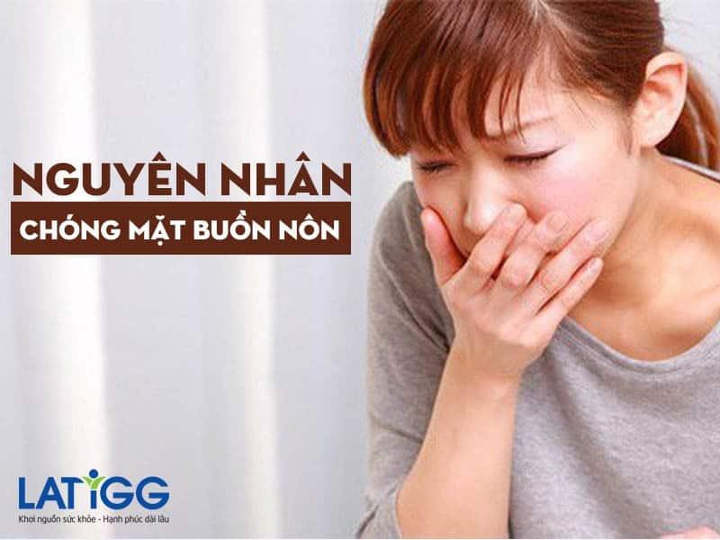 nguyen nhan chong mat buon non