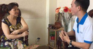 choáng váng Choáng váng là bệnh gì, cách chữa trị và vượt qua rối loạn tiền đình của chị Hà