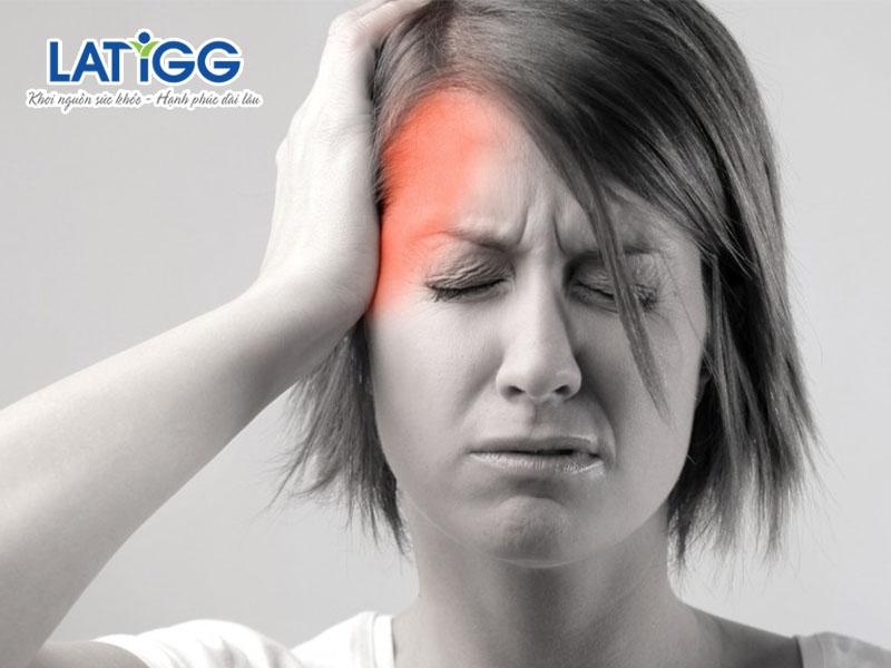 """flunarizin-cảnh báo tác dụng phụ trong trị đau nửa đầu 2 Flunarizin – """"Cảnh báo"""" tác dụng phụ ở thuốc trị đau nửa đầu!"""