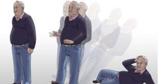 mất thăng bằng Mất thăng bằng – Triệu chứng nguy hiểm dễ bị bỏ qua