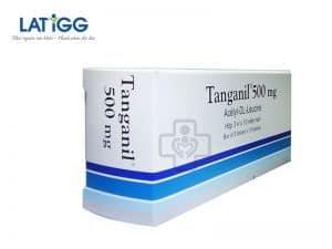 tanganil-1 Thuốc Tanganil cách dùng và tác dụng phụ!