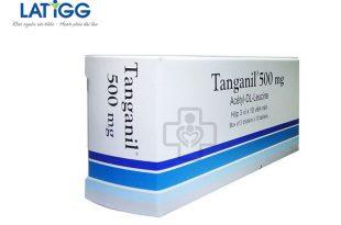 tanganil Thuốc Tanganil cách dùng và tác dụng phụ!