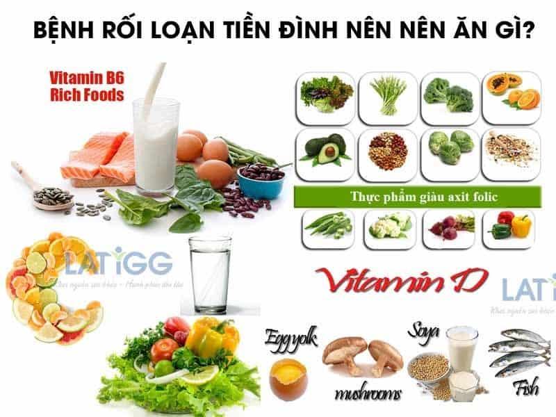 bi-roi-loan-tien-dinh-nen-an-gi Bị rối loạn tiền đình nên ăn gì và không nên ăn gì?