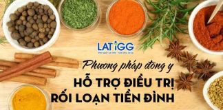 dong y dieu tri roi loan tien dinh
