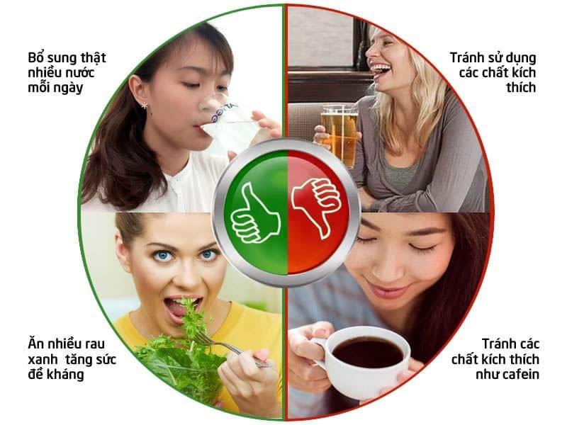 chế độ ăn uống hợp lý giúp hết đau đớn vì căn bệnh rối loạn tiền đình CHỈ CẦN 5 BƯỚC SẼ GIÚP BẠN HẾT ĐAU ĐỚN VÌ CĂN BỆNH RỐI LOẠN TIỀN ĐÌNH.
