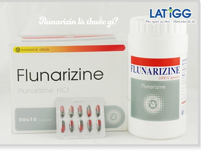 Flunarizin-1 Flunarizin – Có phải là giải pháp duy nhất chữa rối loạn tiền đình?