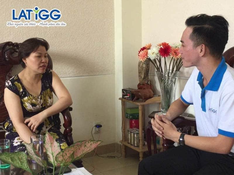Chị Hà chia sẻ hành trình chữa rối loạn tiền đình mãn với bài thuốc hay
