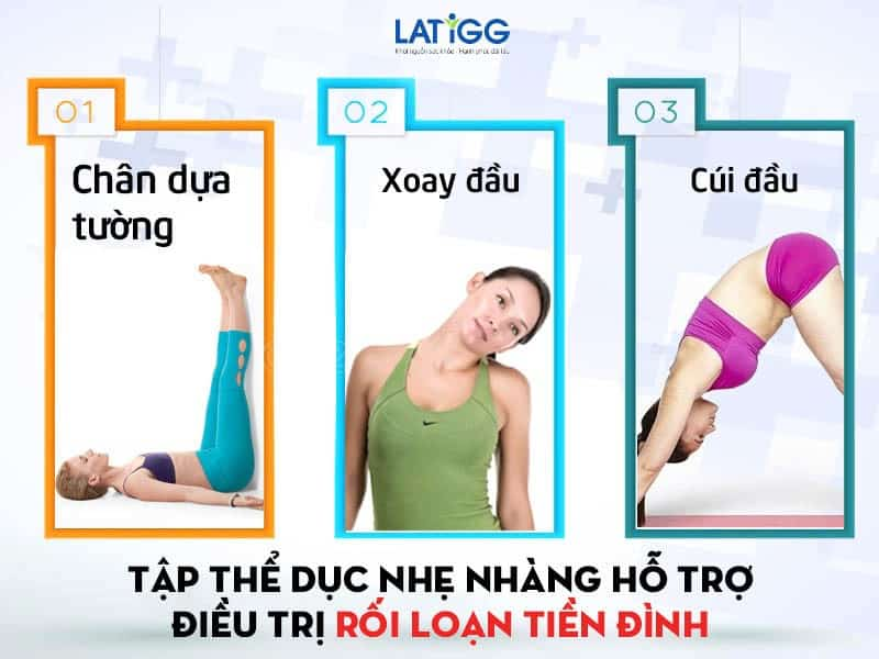 tap the duc cho nguoi roi laon tien dinh