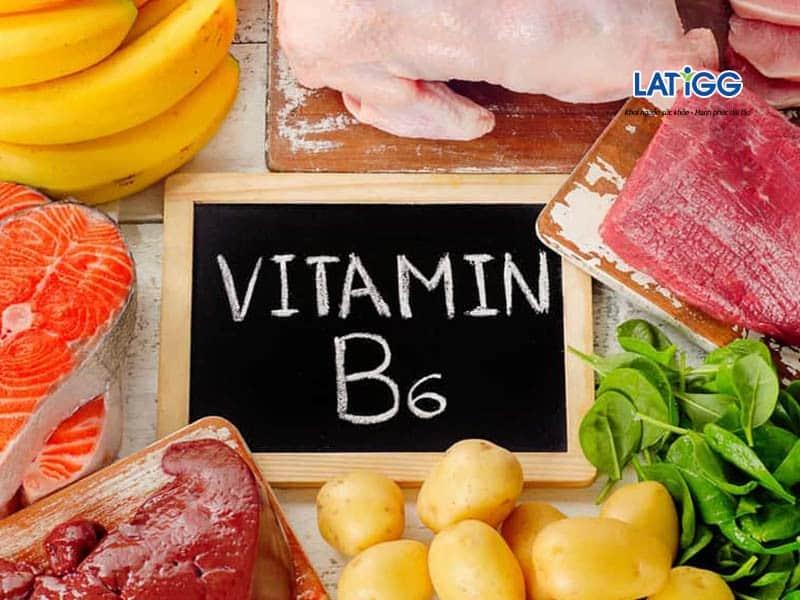 Vitamin B6 CHỈ CẦN 5 BƯỚC SẼ GIÚP BẠN HẾT ĐAU ĐỚN VÌ CĂN BỆNH RỐI LOẠN TIỀN ĐÌNH.